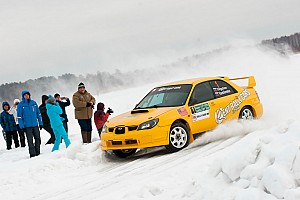 РАЛЛИ Отчет о гонке Трегубов выиграл Ралли Малахит