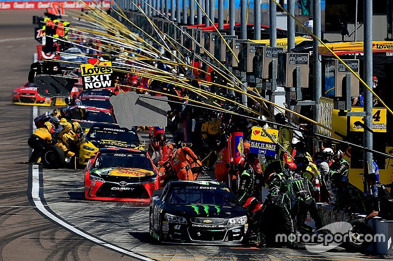 continue to pay the price as teams push for faster pit stops
