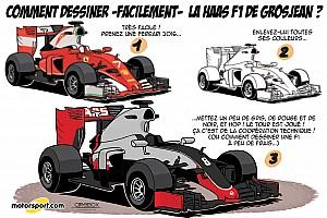 Formule 1 Contenu spécial L'humeur de Cirebox - Haas et Ferrari, cousins germains