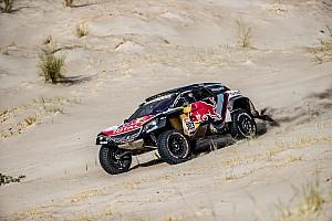 Dakar News Carlos Sainz übersteht Getriebeprobleme bei der Rallye Dakar