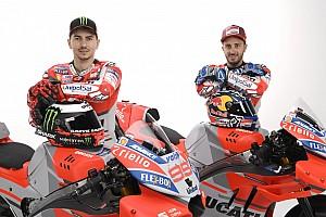 MotoGP Actualités Ducati aura une idée claire de ses pilotes 2019 avant le 1er GP