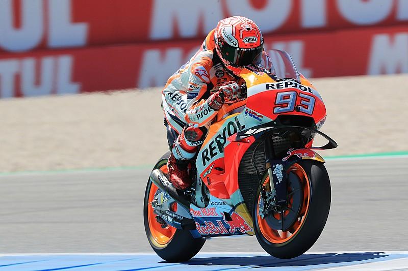 Marquez topt zinderende kwalificatiesessie Dutch TT