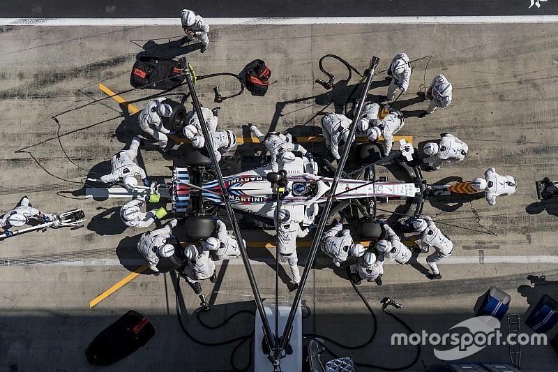 Waarom is men minder meedogenloos voor Williams dan voor McLaren?