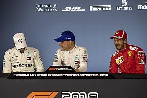 Formula 1 Press conference Austrian GP: Post-qualifying press conference