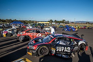 Supercars Breaking news Supercars to assess Bathurst safety after 12 Hour shunt