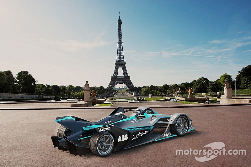Agag: la nueva era de la Fórmula E