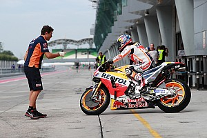 MotoGP Laporan tes Tes Sepang: Pedrosa tercepat pada hari pertama