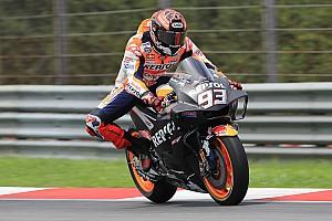 Marquez masih ragu dengan mesin baru Honda
