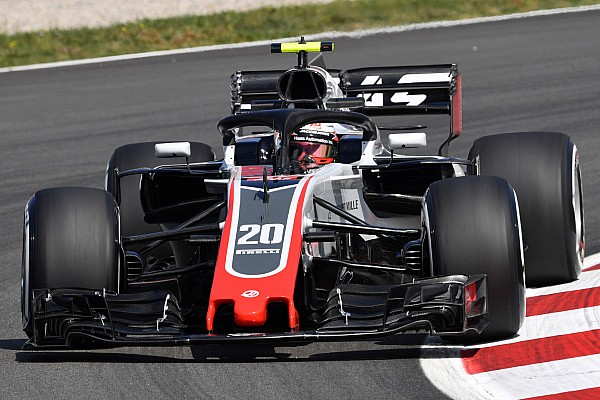 Magnussen reprimanded for