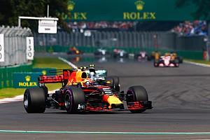 Formule 1 Actualités La haute altitude a favorisé la domination Red Bull à Mexico
