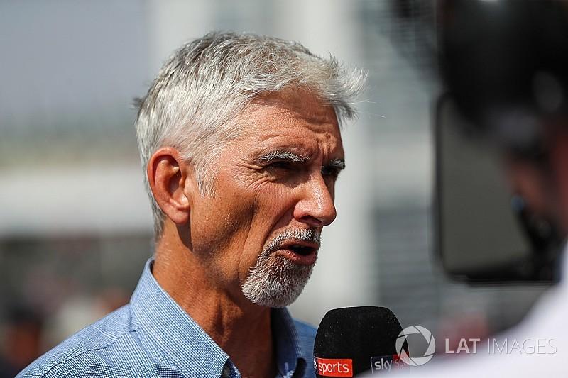 Damon Hill: Hamilton Mercedes'i terletiyor