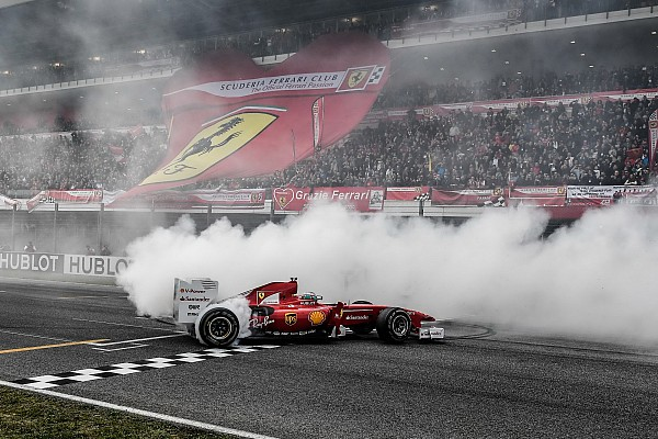 Formule 1 Toplijst Hoogtepunten van het grootste Ferrari-feest ter wereld