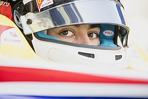 GP3 Nieuws Zoon Alesi voor derde achtereenvolgende seizoen in GP3
