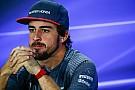 Alonso tras tres años con Honda: