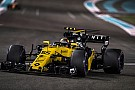 Formule 1 Renault 'liep een jaar of tien' achter op haar directe concurrenten