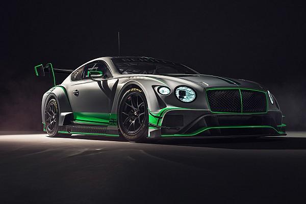 Bentley tampilkan Continental GT3 baru