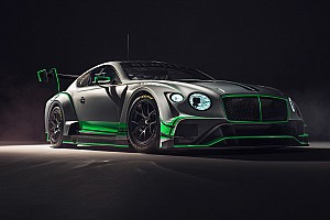 Blancpain Endurance Breaking news Bentley unveils all-new Continental GT3 challenger