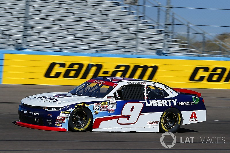Championship 4 grid set for the NASCAR Xfinity Series at Phoenix