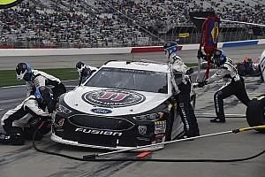 NASCAR Cup News NASCAR untersucht Probleme mit Schlagschraubern in Atlanta