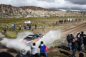 Dakar Resumen del tramo Carlos Sainz es líder del Rally Dakar