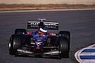 Tarihte bugün: Button, Formula 1'deki ilk testine çıkıyor