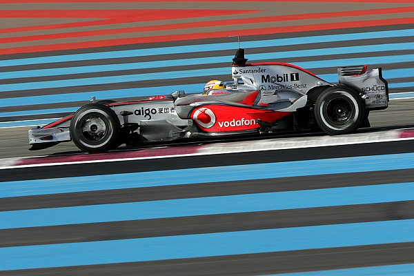 F1 Hamilton cree que el GP de Francia debería ser en otro circuito