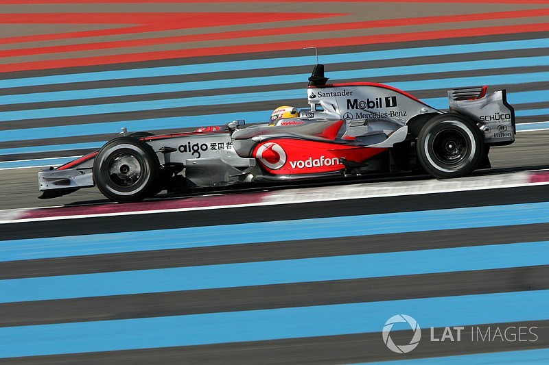Hamilton critica Paul Ricard: