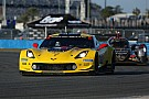 IMSA Corvette's top time was result of tow, says Gavin