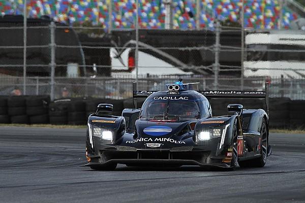 El equipo de Alonso cierra el test de Daytona en la undécima posición