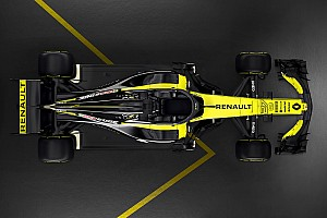 Photos - Découvrez la Renault R.S.18 en détail