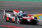 WEC In beeld: Alonso test de Toyota LMP1 voor 2018