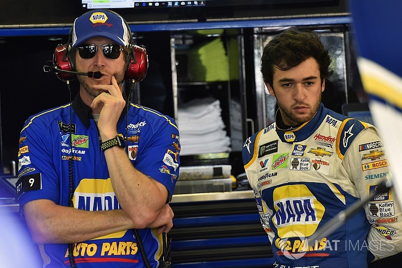 "Chase Elliott: ""We have a lot of work to do"" after Atlanta showing"