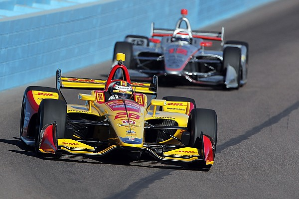 IndyCar Breaking news Hunter-Reay: 2018 IndyCar will produce better racing at Phoenix
