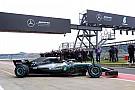 F1 GALERÍA: el día especial de Mercedes