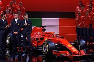 Ferrari présente sa nouvelle F1: la SF71H