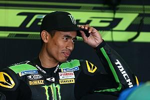 MotoGP Noticias de última hora Oficial: Syahrin será piloto del Tech3 en 2018