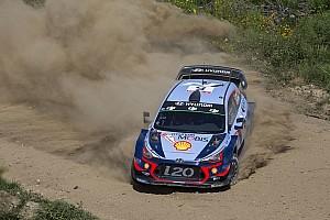 WRC Отчет о секции Невилль упрочил лидерство в Ралли Португалия