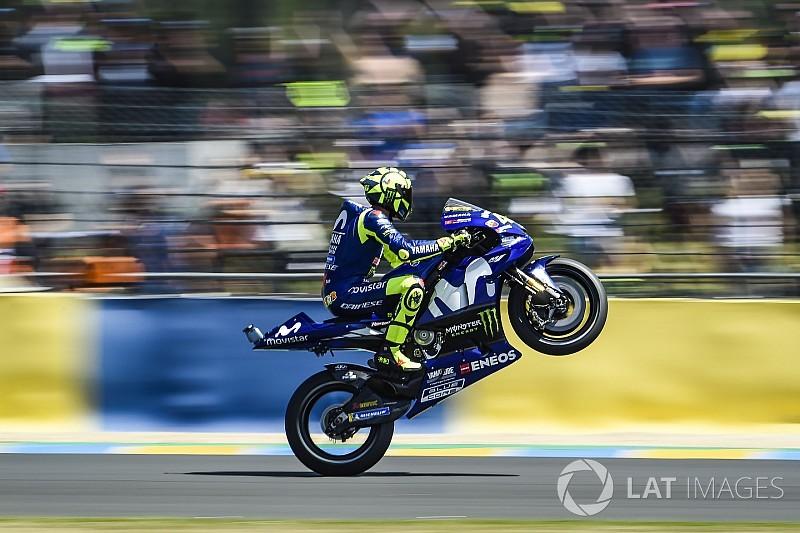 MotoGP: fotók Le Mansból, a pénteki edzésekről