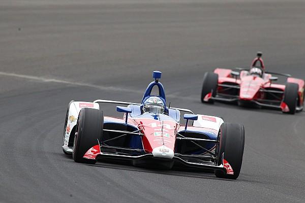 IndyCar Résumé d'essais libres Tony Kanaan meilleur temps des derniers essais