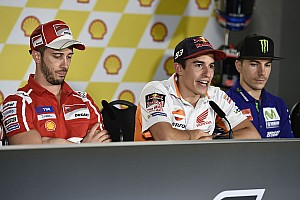 MotoGP Важливі новини Суперники вважають Маркеса унікальним гонщиком