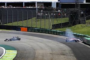 Formule 1 Réactions Fin de série pour Ocon: Grosjean