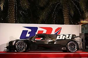 WEC Новость В Бахрейне представили прототип BR1