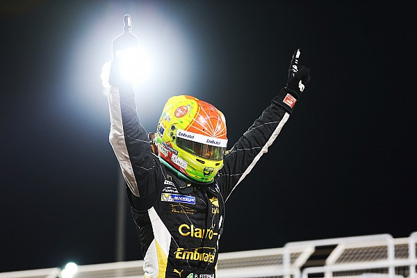 Formula V8 3.5 Bahrain F3.5: Fittipaldi crowned champion, Chaves wins on debut