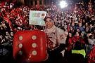 In beeld: Hoe Marc Marquez werd gehuldigd in Cervera