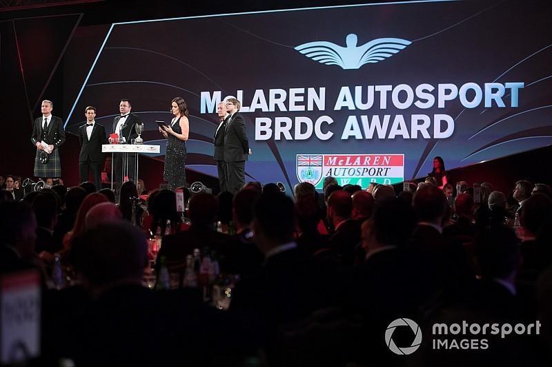 Motorsport stars set for 2018 Autosport Awards ceremony