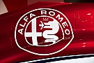 Alfa Romeo Sauber, yeni takım logosunu tanıttı