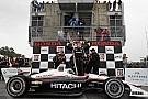 IndyCar Індікар у Бірмінгемі: Ньюгарден виграв перенесену гонку