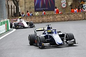 FIA F2 Ultime notizie Sergio Sette Camara squalificato al termine della Sprint Race di Baku
