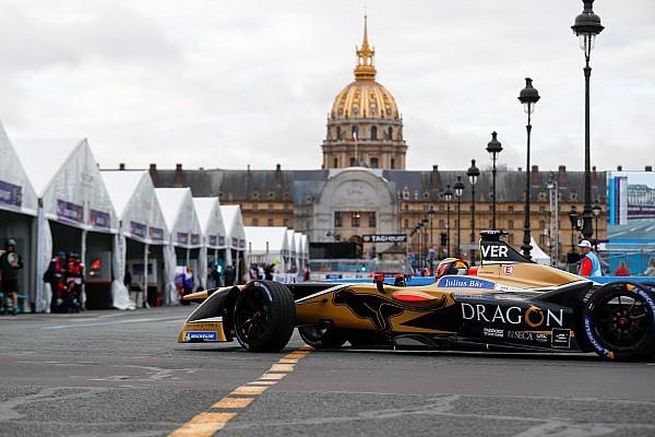 Formula E Fotogallery: le immagini più belle dell'ePrix di Parigi