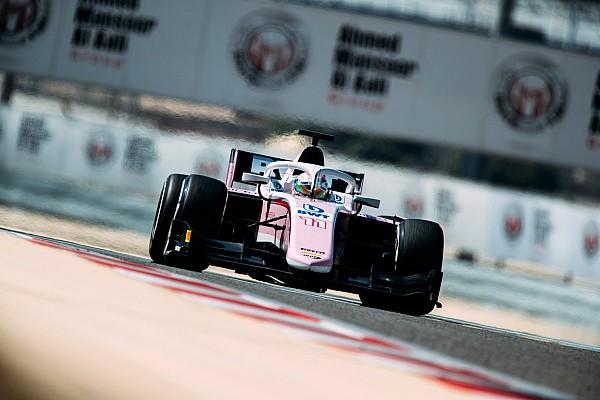 FIA F2 Practice report Tes F2 Bahrain: Gunther kuasai hari terakhir, Gelael P19